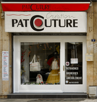 photo magasin Pat Couture Vichy